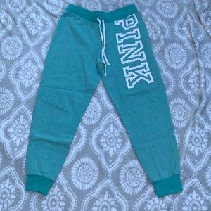 Aqua PINK Sweatpants